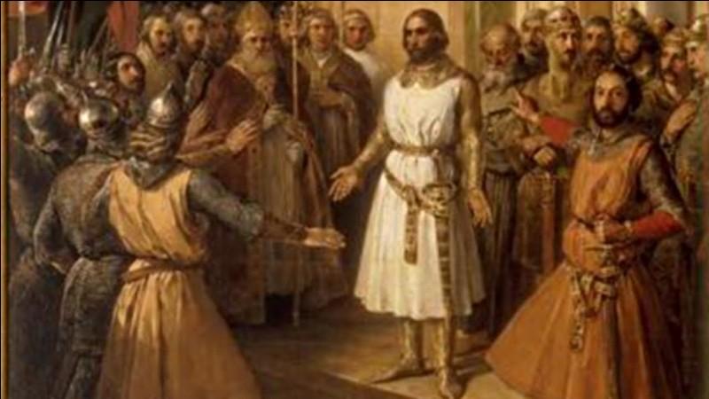Au cours de laquelle de ces croisades eut lieu la prise de Jérusalem par Godefroi de Bouillon ?