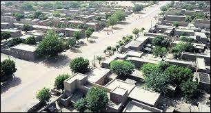 Cette ville africaine située sur le fleuve Niger, dans le nord-est du Mali, c'est :