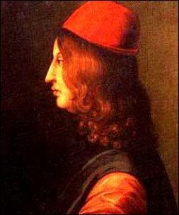 Faisons un petit crochet à travers l'Europe... Quel humaniste italien fut persécuté par la papauté pour ses idées jugées hérétiques ?