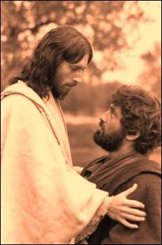 À quel apôtre s'adresse-t-il en lui annonçant lui confier tout particulièrement la poursuite de sa mission ?