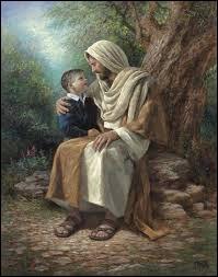 Cet orphelin sera recueilli par Jésus et ses apôtres pour le confier à sa mère Marie. Qui est-il ?