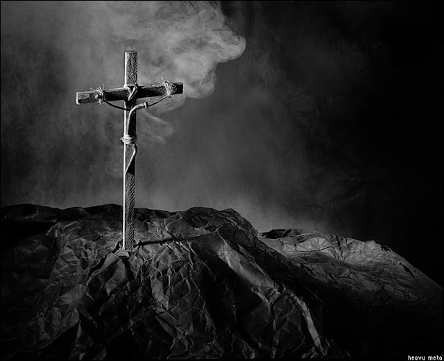 Sur quel mont fut-il crucifié ?