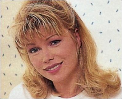 Qui 'délirait' avec Karen Cheryl dans une émission sur FR3 ?