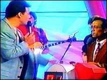 Qui présentait 'Fa Si La Chanter' ?