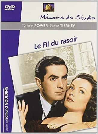 """""""Le Fil du Rasoir"""" fut écrit par :"""