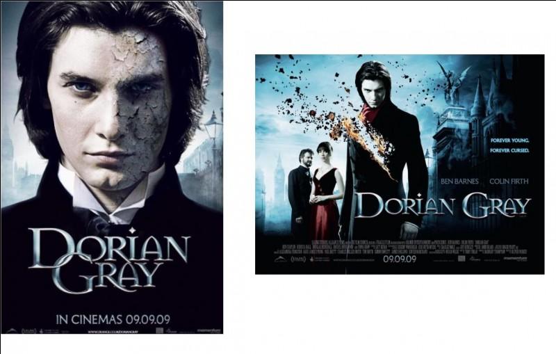 """""""Le Portrait de Dorian Gray"""" est un livre signé..."""