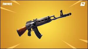 Combien de balles contient un chargeur de fusil d'assaut lourd (AK) ?