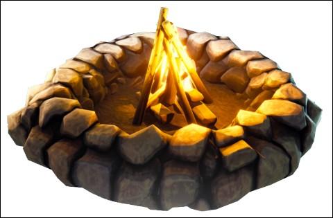 Combien de PV le feu de camp vous régénère-t-il ?