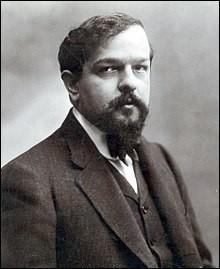 """Ce musicien (1862 - 1918) a composé """"Prélude à l'Après-midi d'un faune"""" et l'opéra """"Pelléas et Mélisande"""". C'est Claude..."""