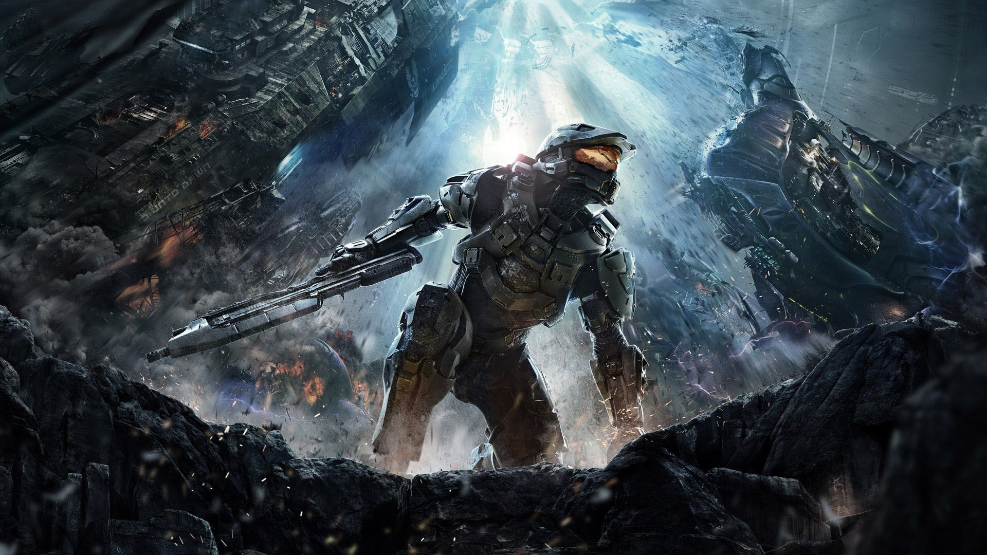 Quizz les objectifs de temps de Halo 4