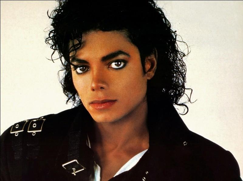 Quel titre a chanté Michael Jackson ?