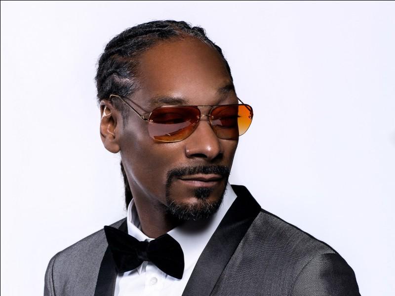 Quel titre a chanté Snoop Dogg ?