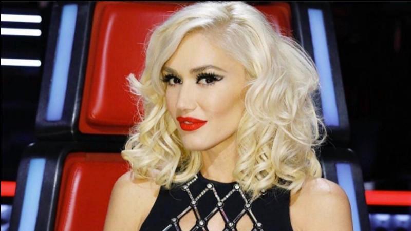 Quel titre a chanté Gwen Stefani ?