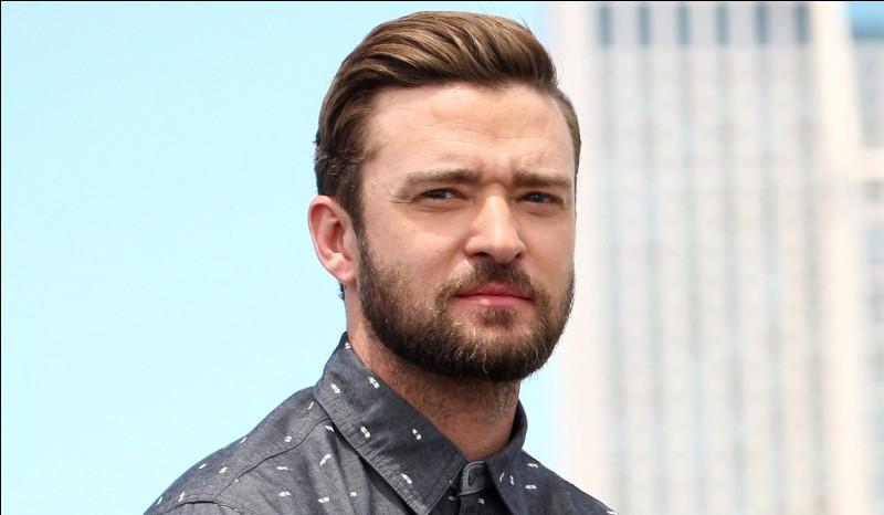 Quel titre a chanté Justin Timberlake ?