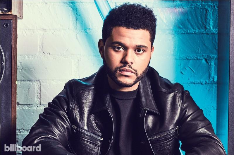 Quel titre a chanté The Weeknd ?