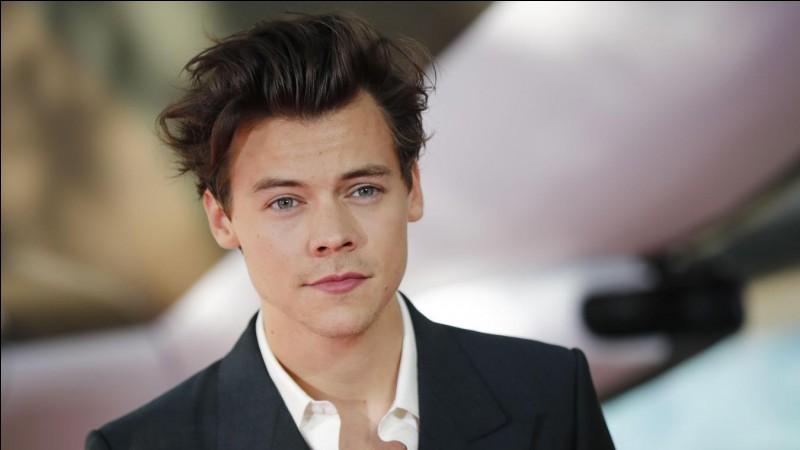 Quel titre a chanté Harry Styles ?