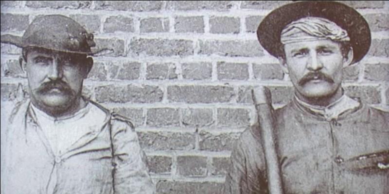 Comment surnommait-on les mineurs des mines de charbon ?