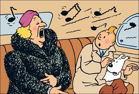 """C'est dans l'album """"Le Sceptre d'Ottokar"""" qu'il fait la connaissance de Bianca Castafiore. Grande cantatrice, que chante-t-elle ?"""