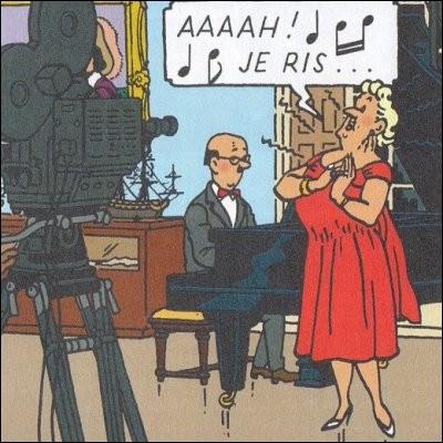 Quel est le nom de son pianiste ?