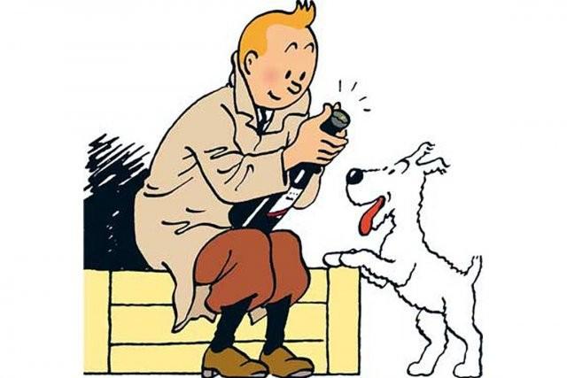 Fans de Tintin !