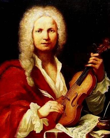 La biographie d'Antonio Vivaldi