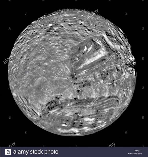 Autour de quelle planète gravite Miranda ?