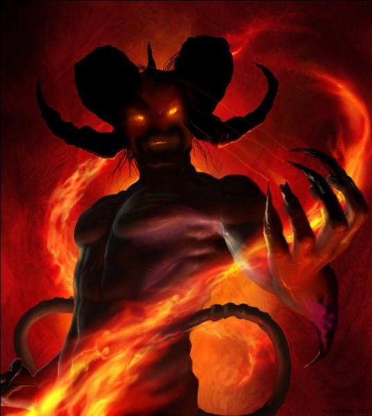 Le diable en culture gé !
