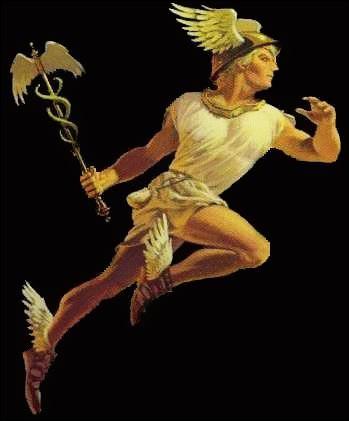 Quel fils de Zeus est le protecteur des marchands, des voyageurs et des voleurs ?