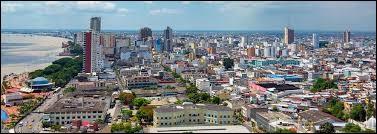 De quel pays Guayaquilest-il un canton ?