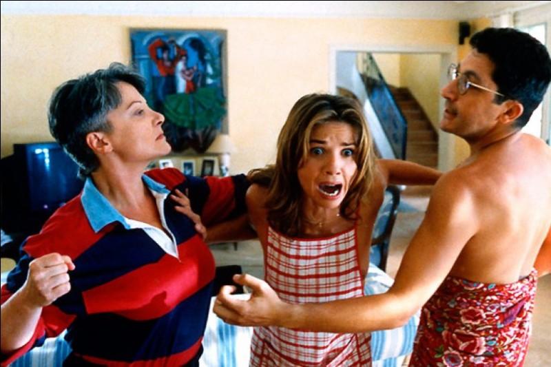 """Quelle actrice Josiane Balasko séduit-elle dans le film """"Gazon maudit"""", sorti en 1995?"""