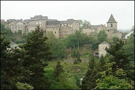 Commune Lozérienne, en Margeride, Grandrieu se situe en région ...