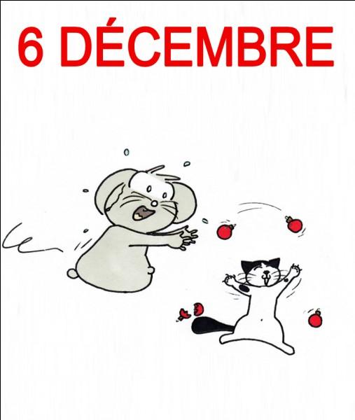 Qu'est-ce qui s'est passé le 6 décembre 1992 ?