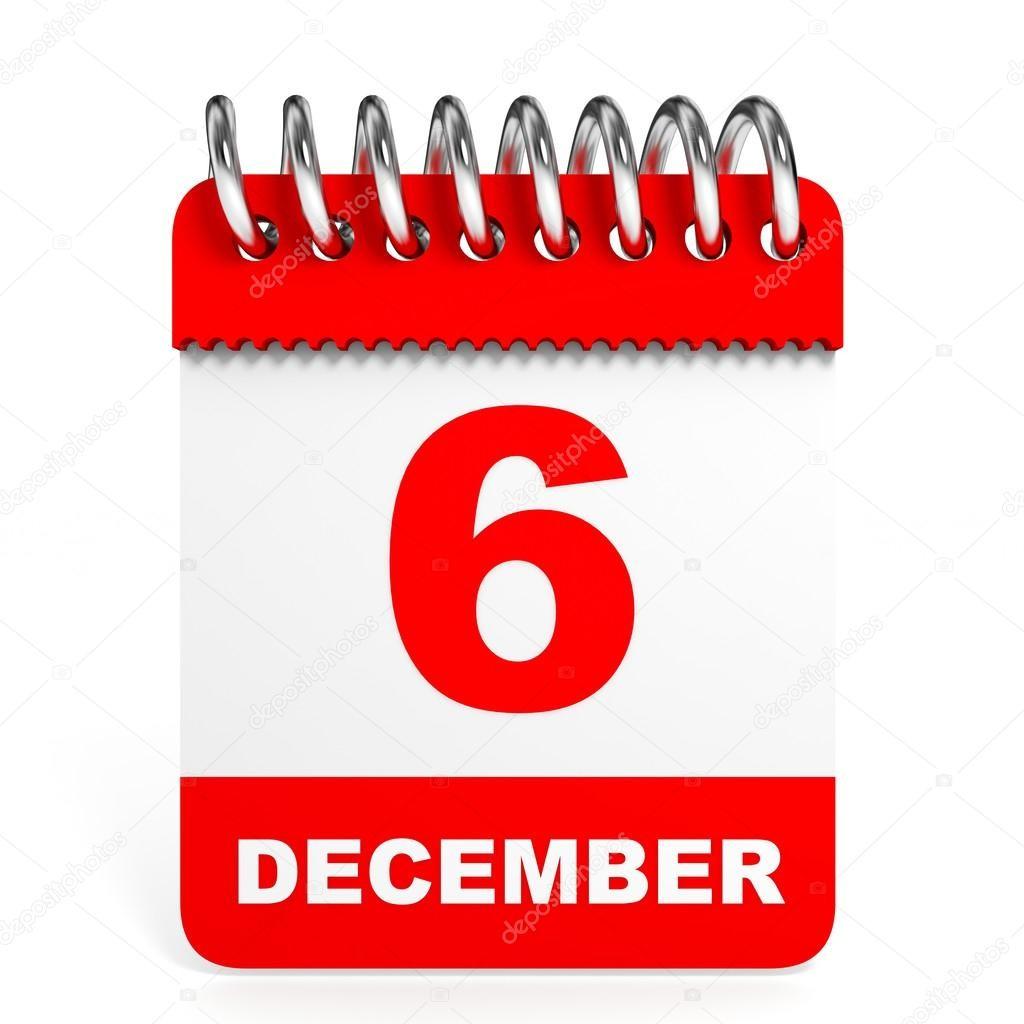 Le 6 décembre