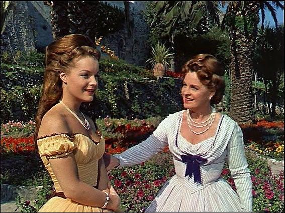 C'est le troisième et dernier volet de la trilogie des Sissi, sorti en 1957. Quel est le titre de ce film ?