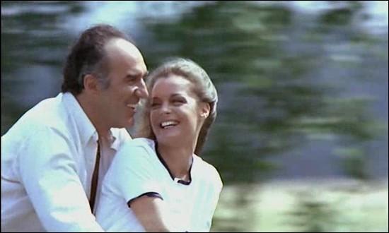 Quel film, réalisé en 1970, inaugure sa collaboration avec Claude Sautet dont elle devient l'actrice fétiche ?