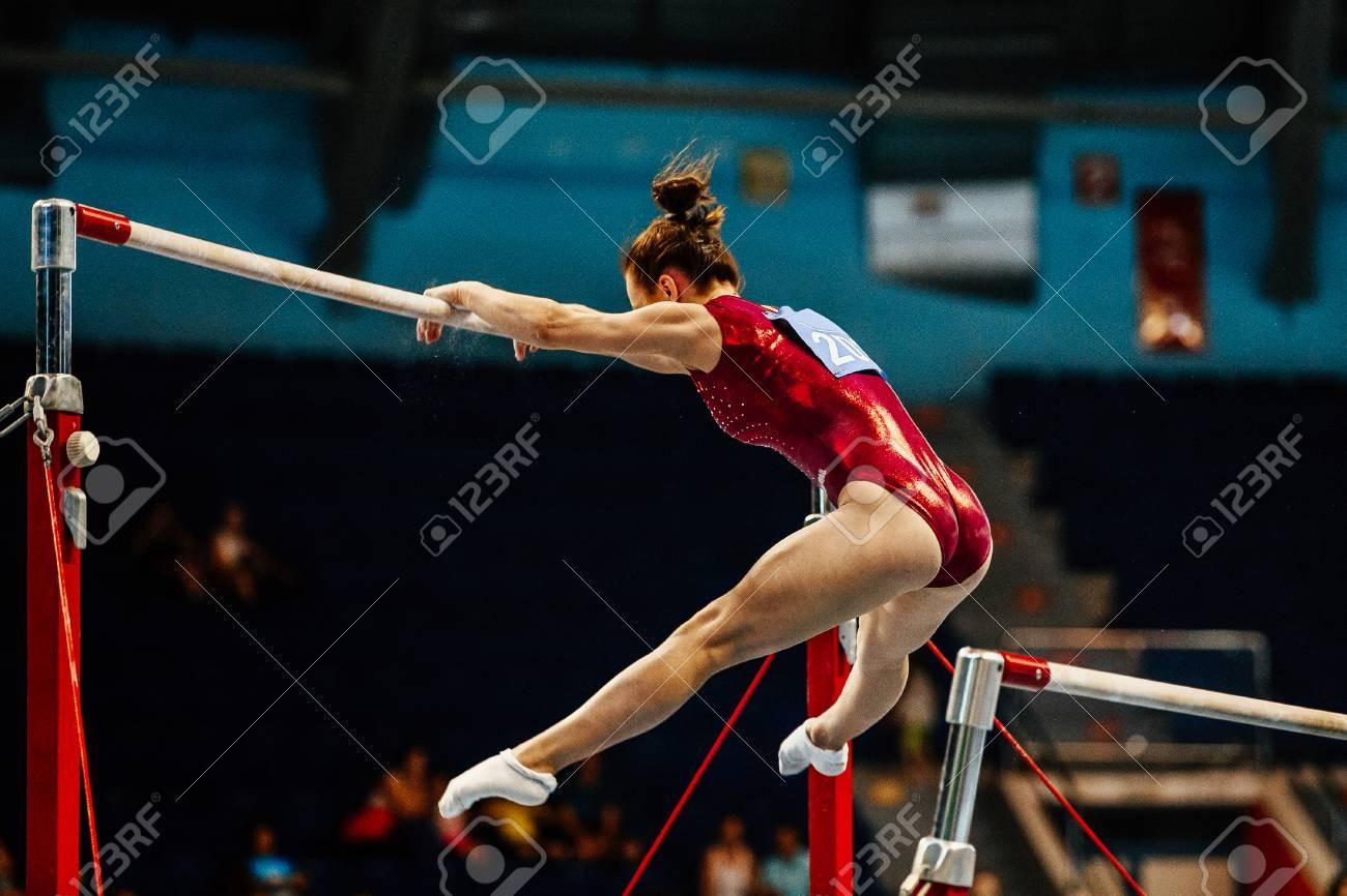 Quelle célèbre gymnaste es-tu ?