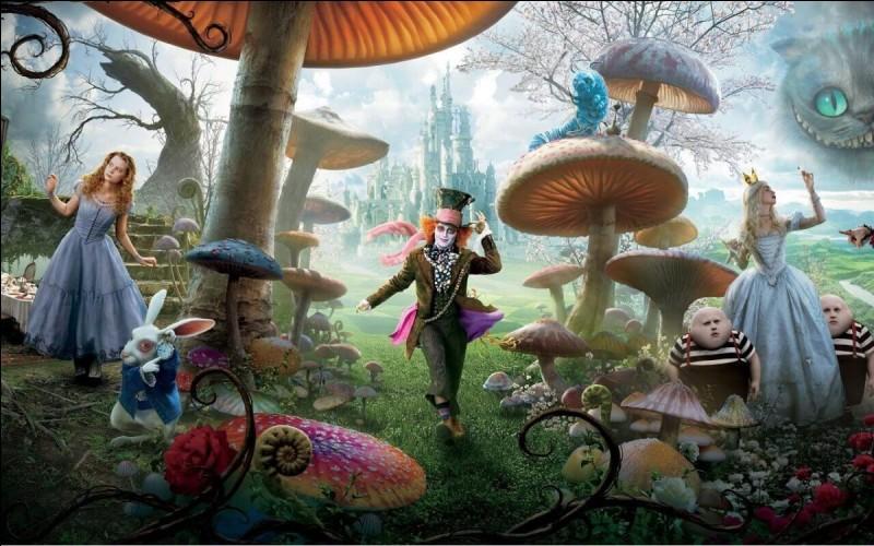 """Quel roman de Lewis Carroll est la suite des """"Aventures d'Alice au pays des merveilles"""" ?"""