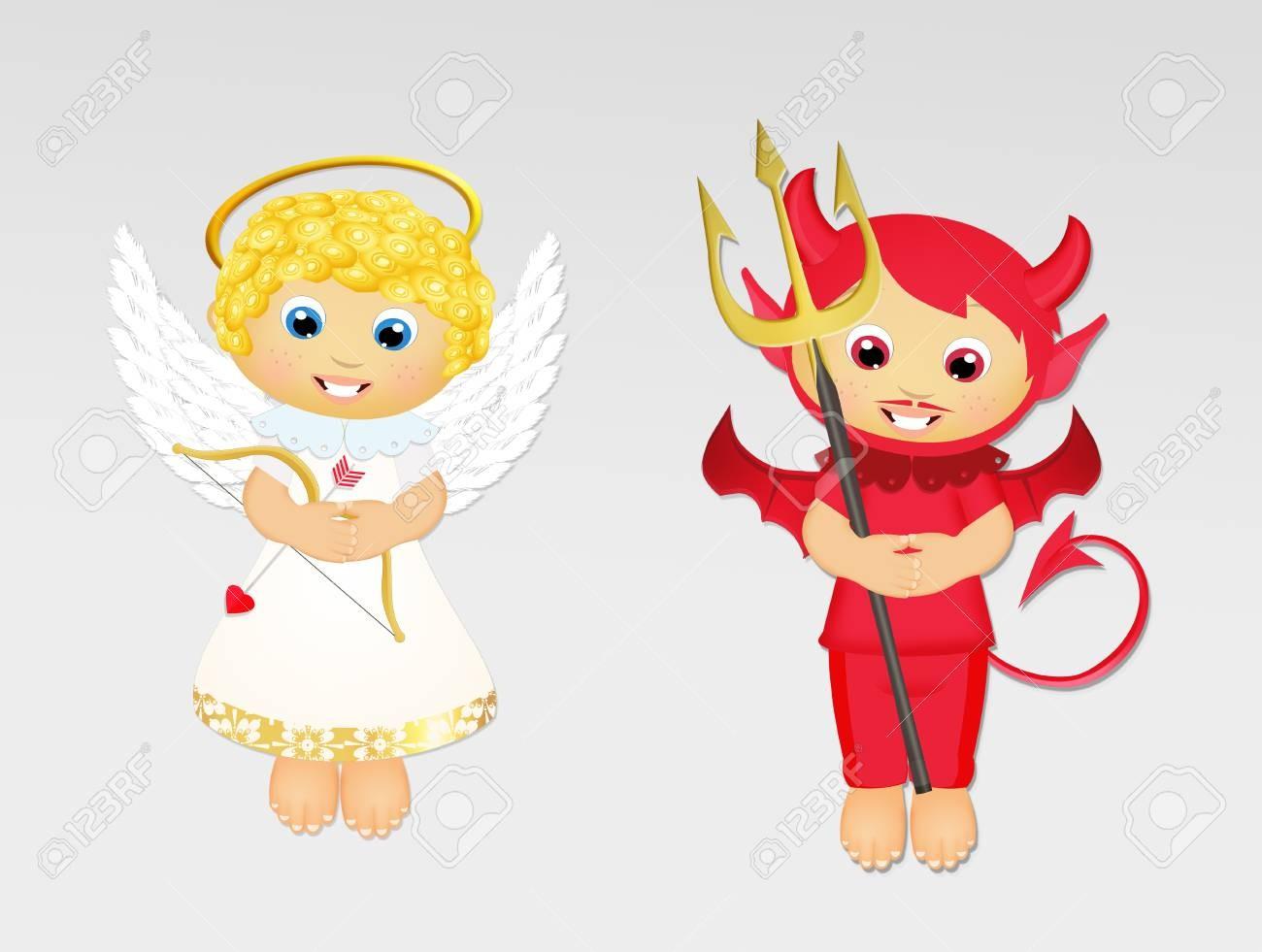 Ange ou diable ?