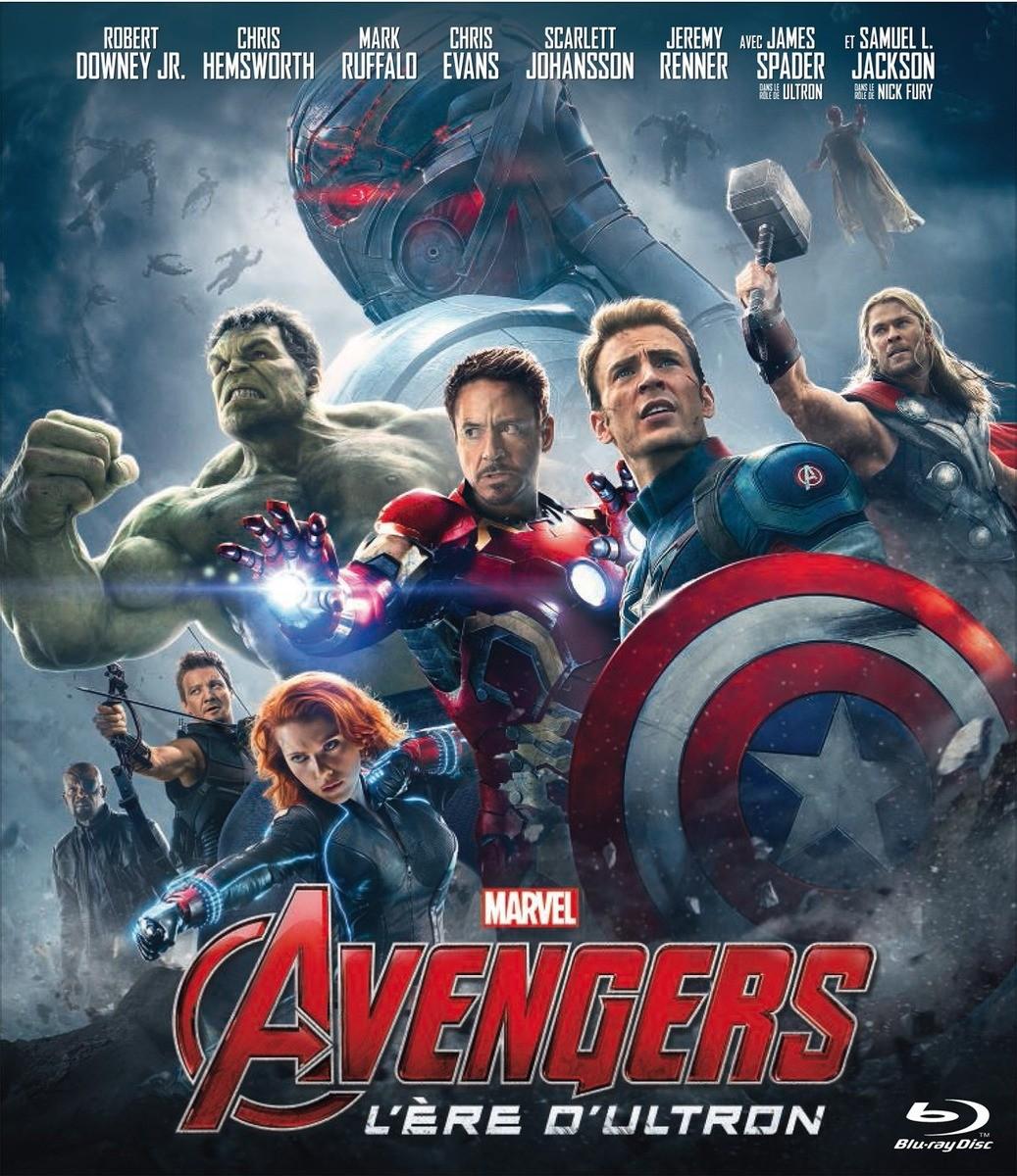 Avengers l'ère d'Ultron (1)