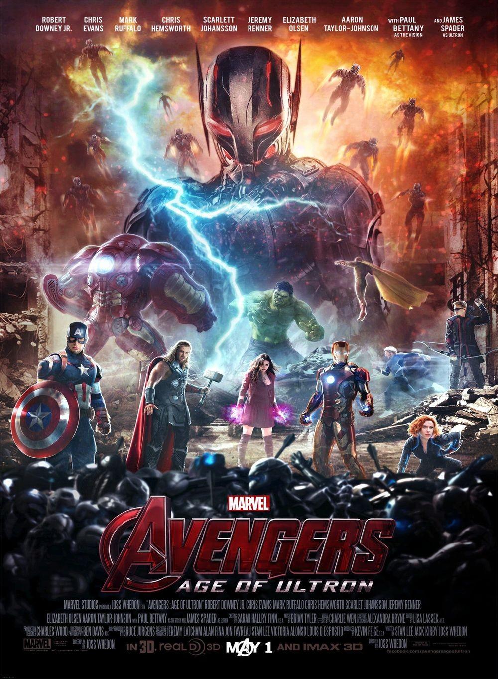 Avengers l'ère d'Ultron (2)