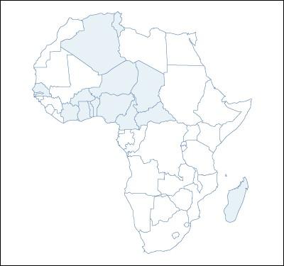 C'est un pays d'Afrique.