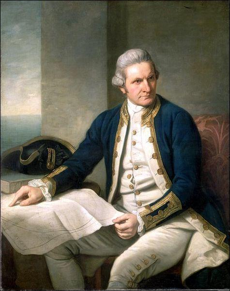 Qui explore la côte méridonale en 1770 ?