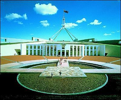 Quelle est la capitale fédérale de l'Australie ?
