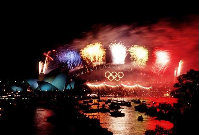 En quelle année ont eu lieu les Jeux Olympiques de Sydney ?