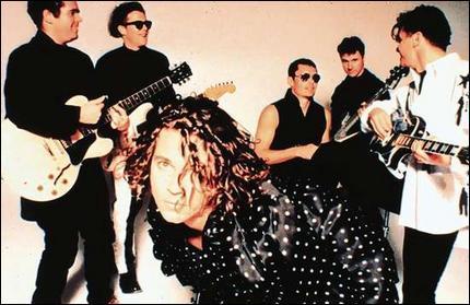 Quel célèbre groupe de rock australien chantait 'Need you tonight' en 1987 ?