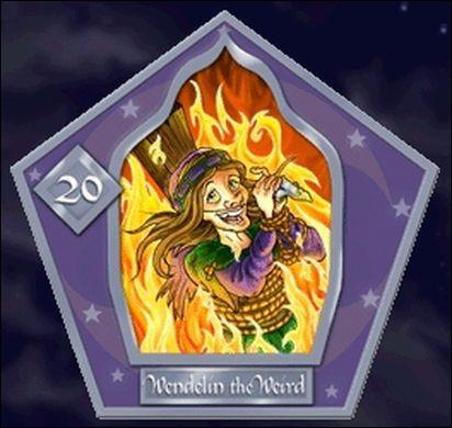 Au début du livre, Harry prépare un devoir de vacances sur la chasse aux sorciers et sorcières. On apprend ainsi, dans « Histoire de la magie », que GwendolineLa Fantasque a été brûlée au bûcher à plusieurs reprises. Mais combien de fois a-t-elle été capturée ?