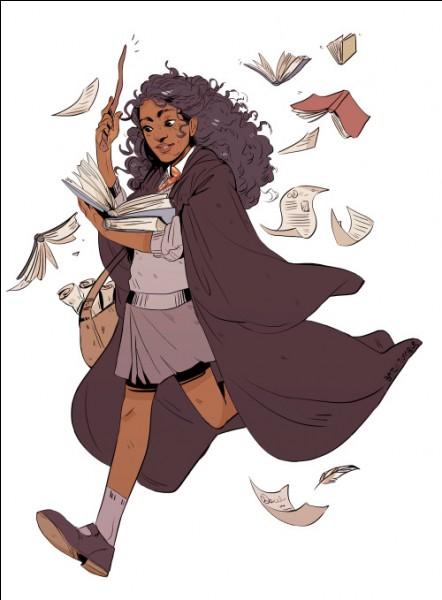 Fatiguée à cause de ses nombreux cours et exaspérée après son altercation avec Malefoy, Hermione oublie de se rendre à un cours. Lequel ?