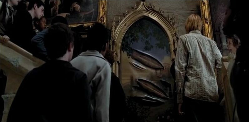 Comment Sirius Black obtient-il le mot de passe de la salle commune de Gryffondor ?