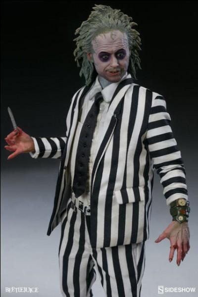 Qui est ce personnage, interprété par Michael Keaton dans un film sorti en 1988 ?