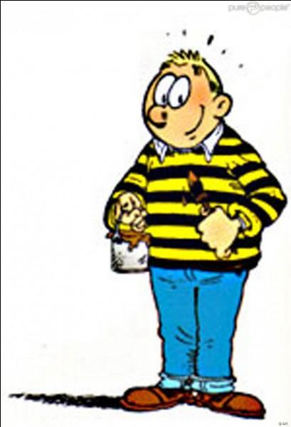 Qui est ce célèbre élève de bandes dessinées ?